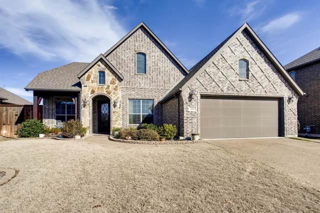 121 Stevenson Drive, Fate, TX 75087 (MLS #14255476) :: Maegan Brest   Keller Williams Realty