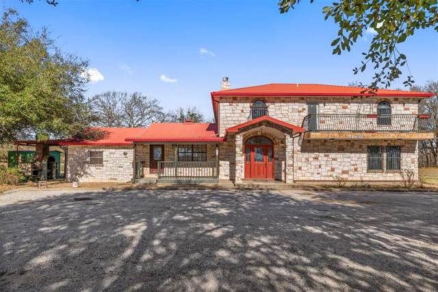 9483 County Road 317, Centerville, TX 75833 (MLS #14255504) :: Maegan Brest | Keller Williams Realty