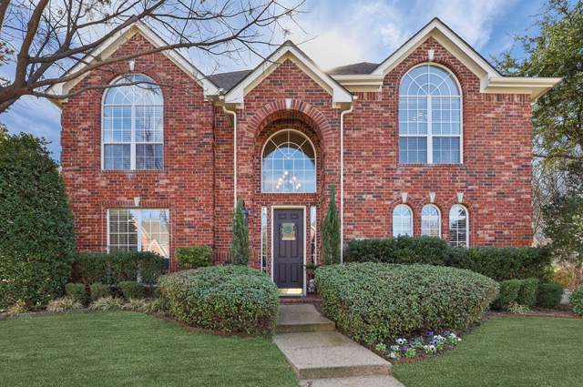 5601 Big River Drive, The Colony, TX 75056 (MLS #14255508) :: The Kimberly Davis Group