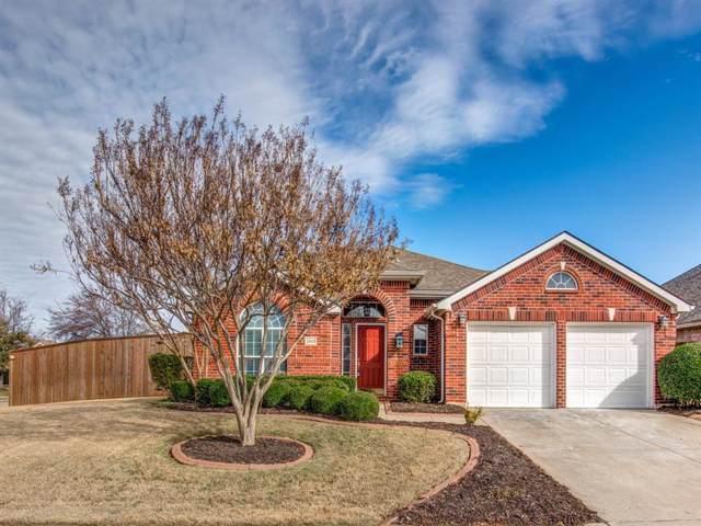 2501 Vistaview Drive, Corinth, TX 76210 (MLS #14255510) :: Team Tiller