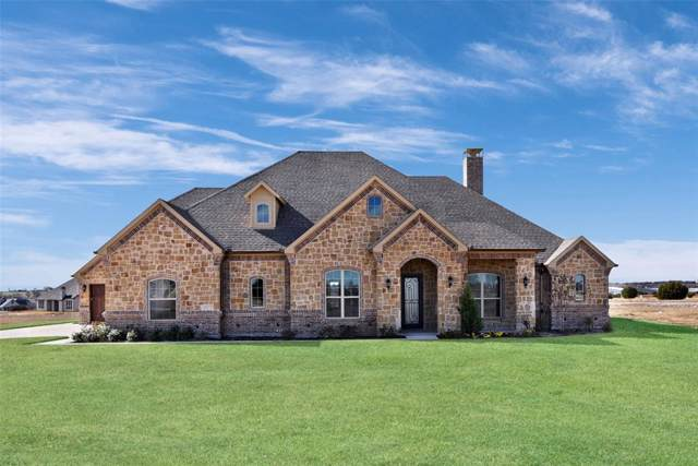 6387 Rigel Road, Godley, TX 76044 (MLS #14255522) :: Potts Realty Group