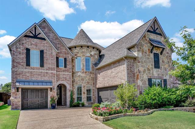 1519 Chadwick Drive, Allen, TX 75013 (MLS #14255549) :: The Kimberly Davis Group