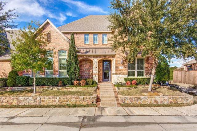 500 King Galloway Drive, Lewisville, TX 75056 (MLS #14255556) :: The Kimberly Davis Group