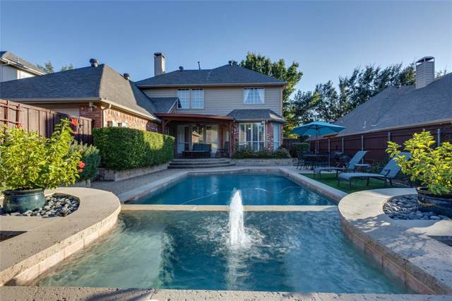 6617 Oakmont Court, Plano, TX 75093 (MLS #14255641) :: Robbins Real Estate Group