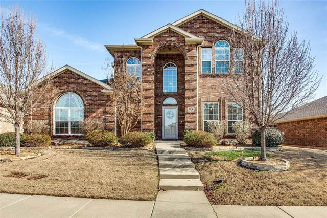 1136 Hidden Lakes Way, Rockwall, TX 75087 (MLS #14255726) :: Robbins Real Estate Group