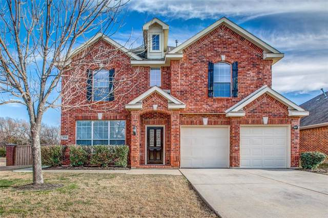 4560 Mountain Laurel Drive, Grand Prairie, TX 75052 (MLS #14255734) :: The Good Home Team