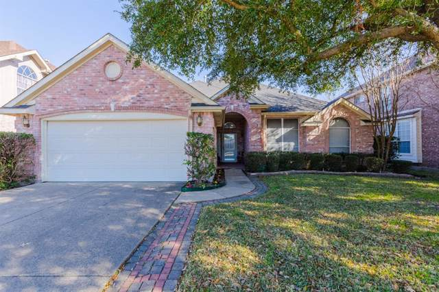 1106 Wildflower Lane, Mesquite, TX 75149 (MLS #14255768) :: RE/MAX Pinnacle Group REALTORS