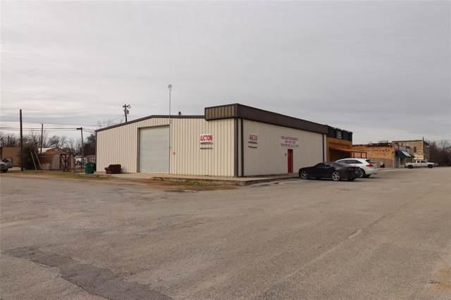 119 E Kyle Street, Bangs, TX 76823 (MLS #14255770) :: Trinity Premier Properties