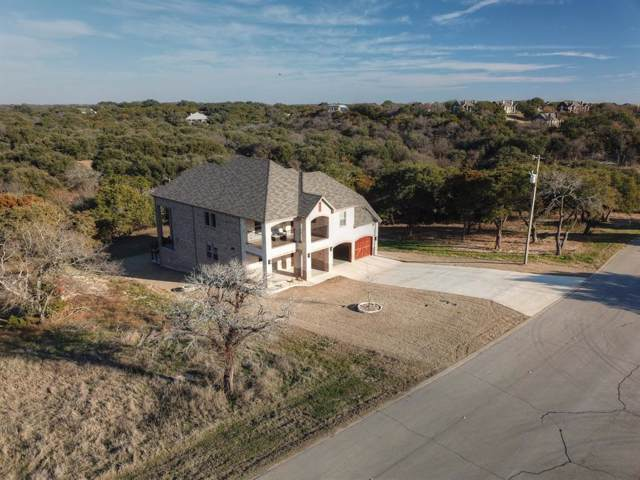 28029 Marina Drive, Whitney, TX 76692 (MLS #14255774) :: All Cities Realty