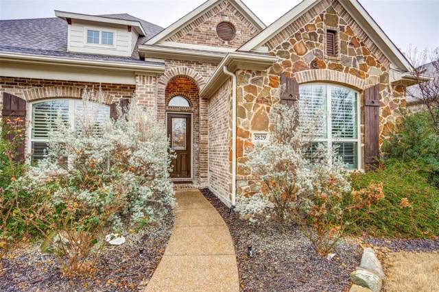2829 Mcgregor Drive, Frisco, TX 75033 (MLS #14255783) :: RE/MAX Town & Country