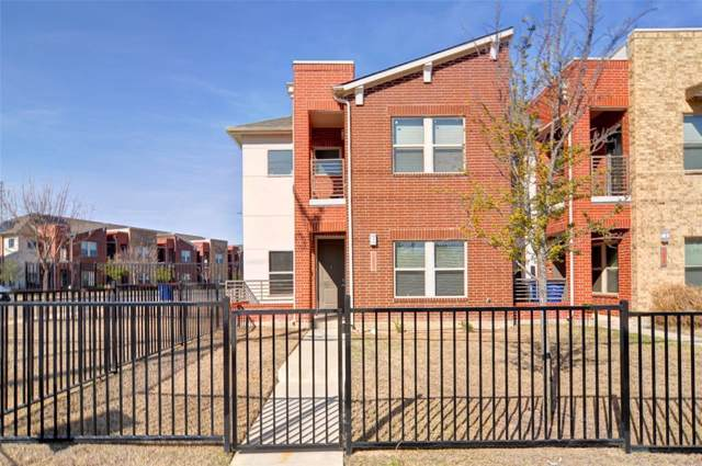1511 Compton Street, Dallas, TX 75203 (MLS #14255807) :: The Heyl Group at Keller Williams