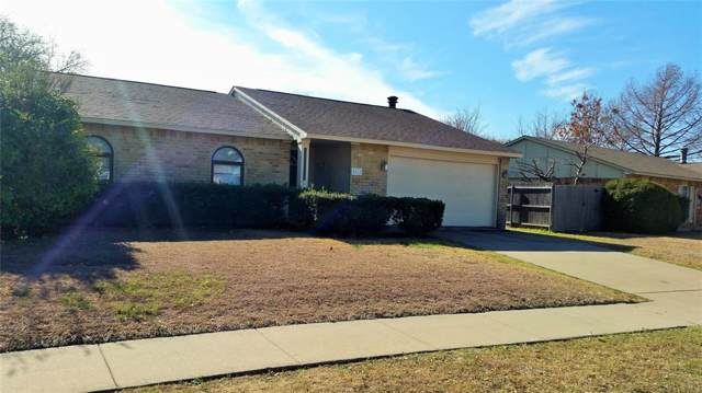 5112 Aztec Drive, The Colony, TX 75056 (MLS #14255813) :: North Texas Team | RE/MAX Lifestyle Property