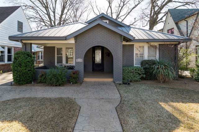 5110 Goodwin Avenue, Dallas, TX 75206 (MLS #14255832) :: North Texas Team | RE/MAX Lifestyle Property