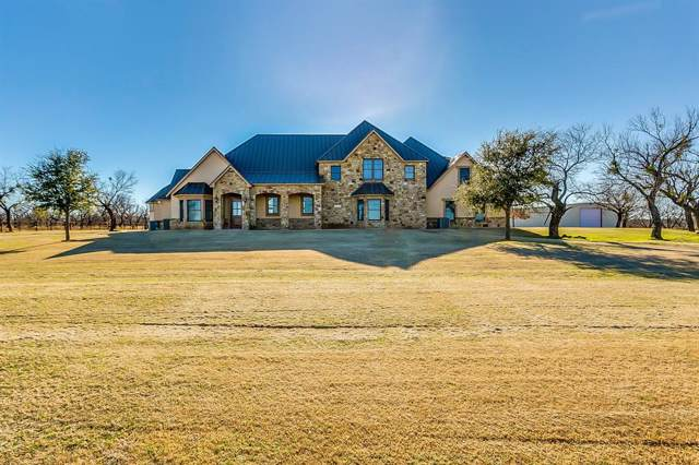 301 N State Highway 16, Graford, TX 76449 (MLS #14255842) :: The Chad Smith Team