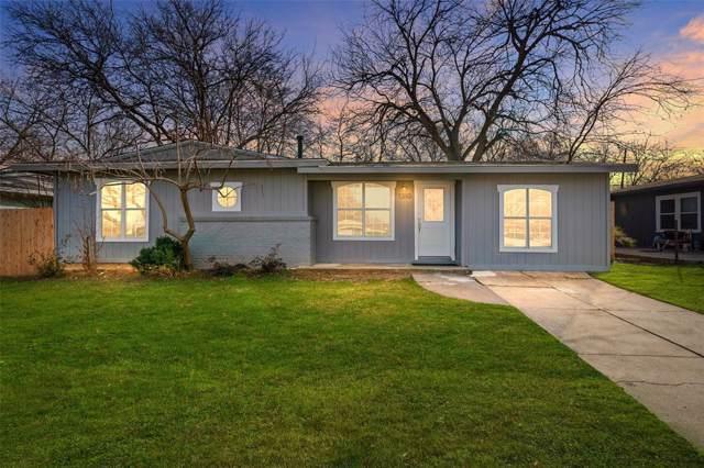 1310 E Inwood Drive, Arlington, TX 76010 (MLS #14255856) :: RE/MAX Pinnacle Group REALTORS