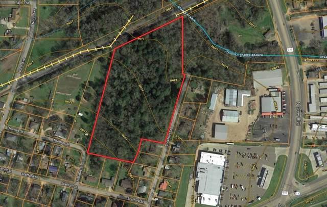 0 Lockhart Rd, Pittsburg, TX 75686 (MLS #14255858) :: The Hornburg Real Estate Group