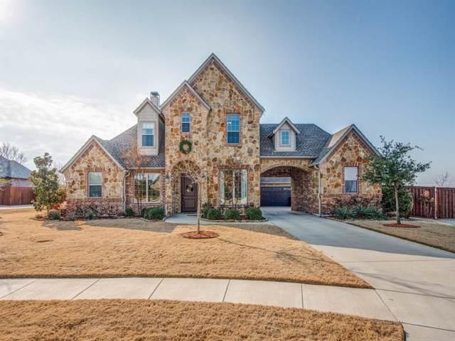 403 Summer Drive, Haslet, TX 76052 (MLS #14255894) :: Justin Bassett Realty