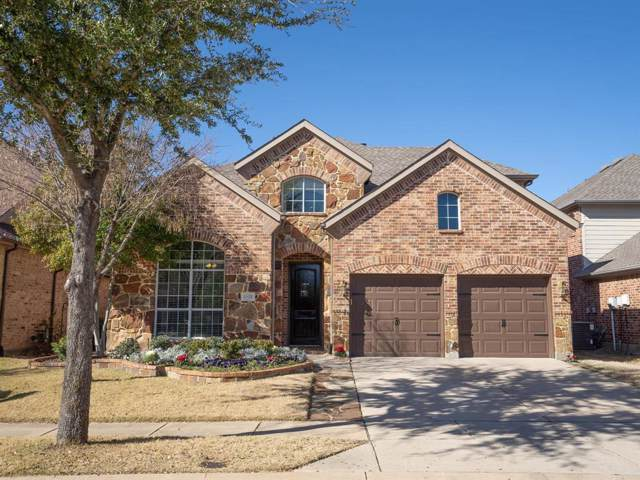 1021 Dayton Drive, Lantana, TX 76226 (MLS #14255932) :: The Rhodes Team
