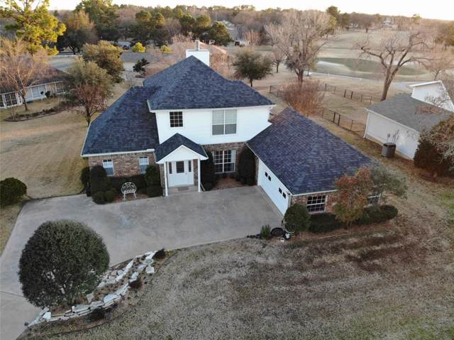 303 Kiowa Drive W, Lake Kiowa, TX 76240 (MLS #14255942) :: All Cities Realty