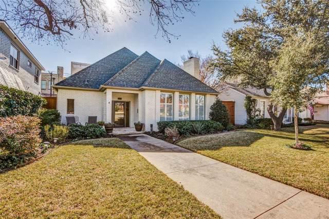 5409 El Campo Avenue, Fort Worth, TX 76107 (MLS #14255991) :: Robbins Real Estate Group