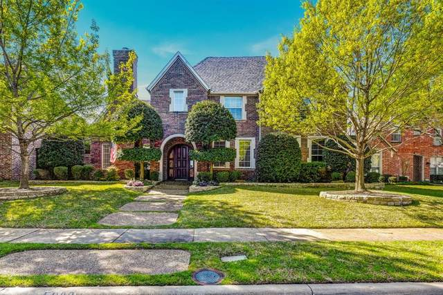 5980 Kensington Drive, Plano, TX 75093 (MLS #14256008) :: Hargrove Realty Group