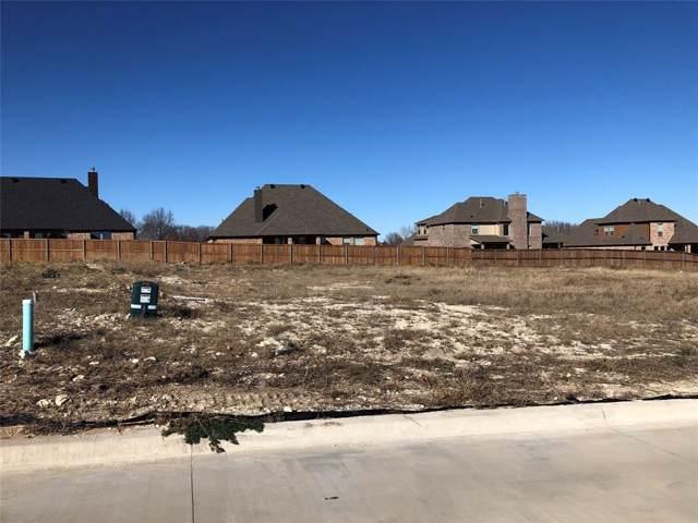 2510 Brossard Drive, Sherman, TX 75090 (MLS #14256011) :: The Kimberly Davis Group