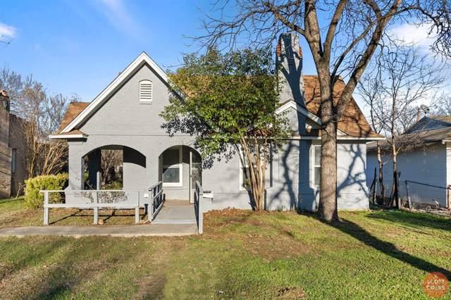 2306 1st Street, Brownwood, TX 76801 (MLS #14256012) :: The Mauelshagen Group