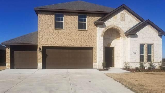 433 Baltimore Avenue, Fate, TX 75189 (MLS #14256023) :: RE/MAX Landmark