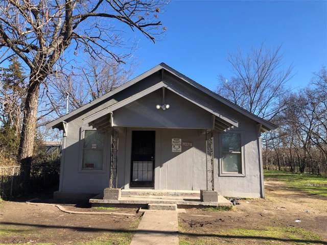 1608 Caldwell Street, Dallas, TX 75223 (MLS #14256044) :: EXIT Realty Elite