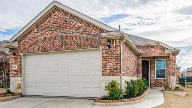 2051 Bentwater Lane, Frisco, TX 75036 (MLS #14256055) :: RE/MAX Pinnacle Group REALTORS