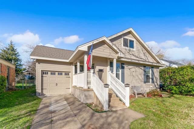 4312 Donnelly Avenue, Fort Worth, TX 76107 (MLS #14256060) :: The Mitchell Group