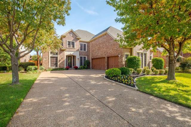 5923 Crescent Lane, Colleyville, TX 76034 (MLS #14256083) :: Robbins Real Estate Group