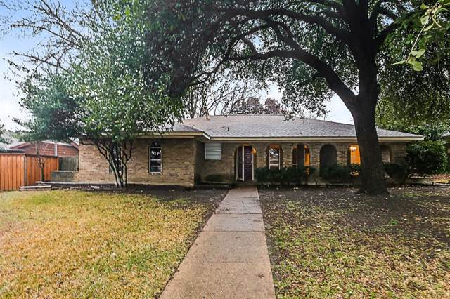 2704 S Colfax Circle, Plano, TX 75075 (MLS #14256129) :: Robbins Real Estate Group