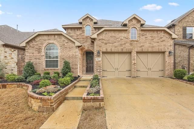 1113 4th Street, Argyle, TX 76226 (MLS #14256132) :: North Texas Team   RE/MAX Lifestyle Property