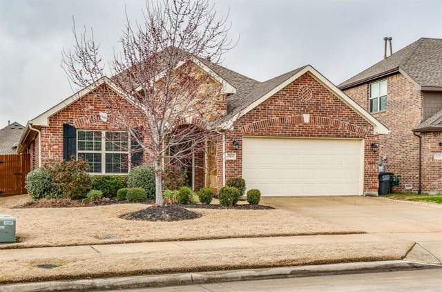 3408 Palm Lake Drive, Little Elm, TX 75068 (MLS #14256153) :: All Cities Realty