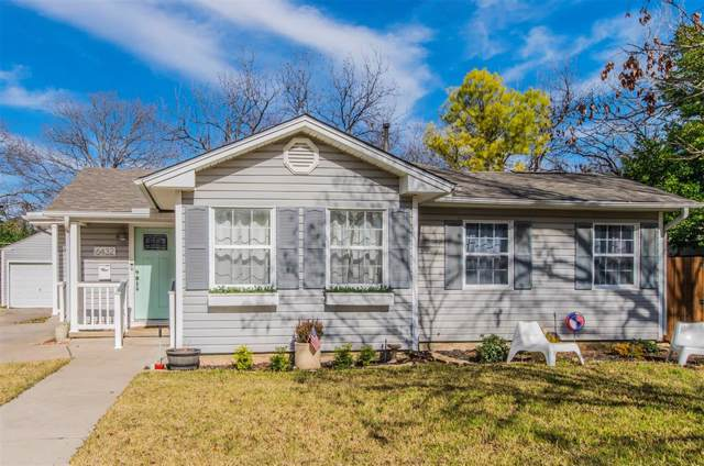 6432 Kenwick Avenue, Fort Worth, TX 76116 (MLS #14256170) :: The Kimberly Davis Group