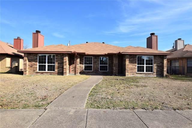 2602 Stanford Street, Rowlett, TX 75088 (MLS #14256186) :: The Mitchell Group