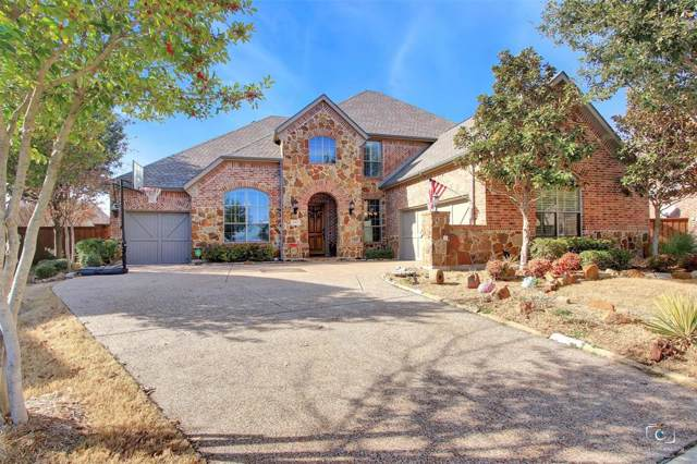 8117 Blue Hole Court, Mckinney, TX 75070 (MLS #14256187) :: RE/MAX Town & Country