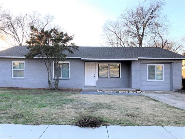 1200 Highland Drive, Arlington, TX 76010 (MLS #14256190) :: RE/MAX Pinnacle Group REALTORS