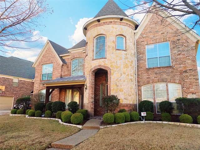 1111 Saddlebrook Drive, Murphy, TX 75094 (MLS #14256208) :: The Mauelshagen Group