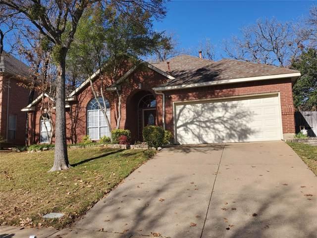 1802 Sandalwood Lane, Grapevine, TX 76051 (MLS #14256213) :: EXIT Realty Elite