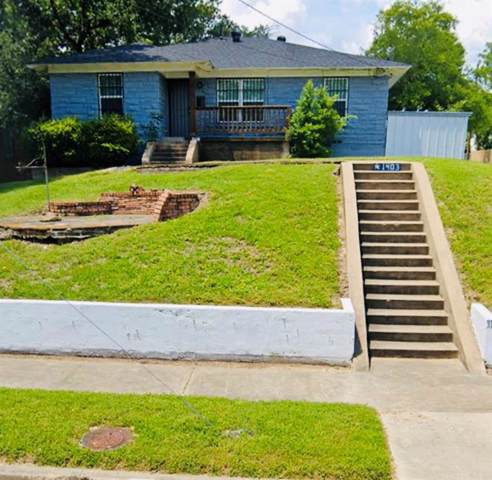 1403 Fernwood Avenue, Dallas, TX 75216 (MLS #14256231) :: The Heyl Group at Keller Williams