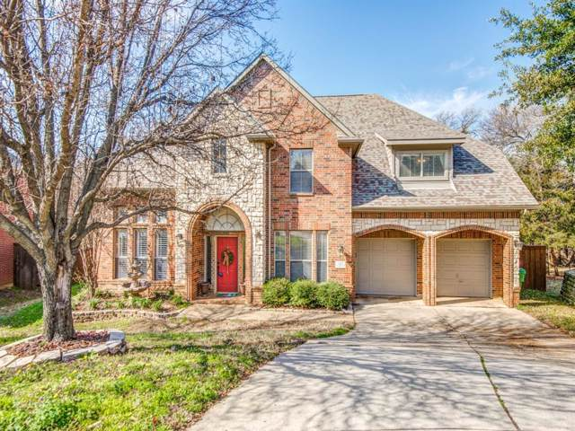 142 Whitney Drive, Hickory Creek, TX 75065 (MLS #14256264) :: Century 21 Judge Fite Company
