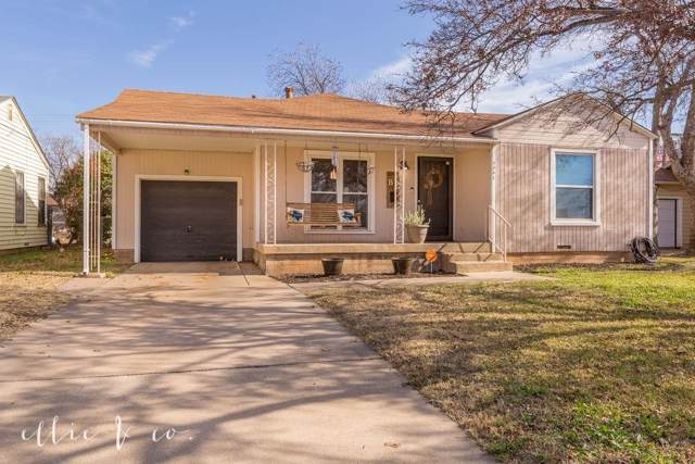 1341 Ross Avenue, Abilene, TX 79605 (MLS #14256272) :: Robbins Real Estate Group