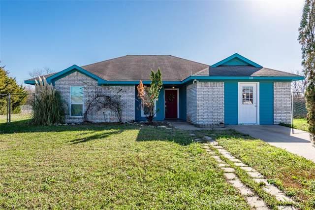 104 Helen Street, Alvarado, TX 76009 (MLS #14256280) :: Lynn Wilson with Keller Williams DFW/Southlake