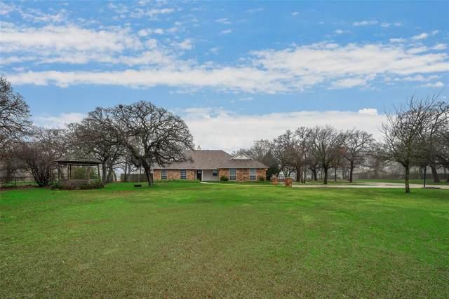 304 Turner Warnell Road, Mansfield, TX 76063 (MLS #14256378) :: The Tierny Jordan Network