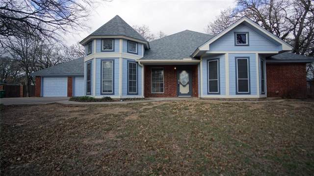 1727 Boston Avenue, Bridgeport, TX 76426 (MLS #14256397) :: RE/MAX Pinnacle Group REALTORS