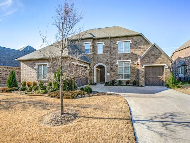 1613 Hardeman Lane, Plano, TX 75075 (MLS #14256429) :: Hargrove Realty Group