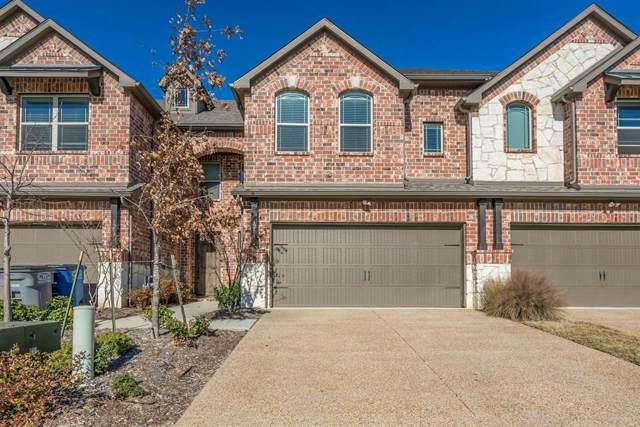 1261 Wiltshire Drive, Allen, TX 75013 (MLS #14256441) :: The Good Home Team