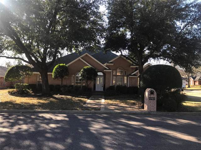 1701 Gatehouse Court, Colleyville, TX 76034 (MLS #14256447) :: Frankie Arthur Real Estate